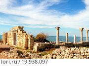 Купить «Ancient Greek basilica», фото № 19938097, снято 25 апреля 2018 г. (c) easy Fotostock / Фотобанк Лори