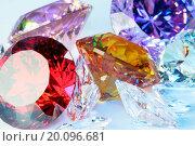 Купить «Gems», фото № 20096681, снято 18 февраля 2020 г. (c) easy Fotostock / Фотобанк Лори