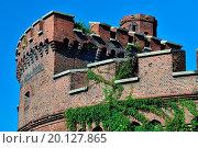 Купить «Wrangel Tower - fort of Koenigsberg. Kaliningrad», фото № 20127865, снято 19 февраля 2019 г. (c) easy Fotostock / Фотобанк Лори