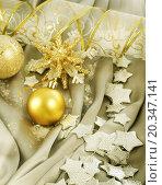 Купить «Christmas Decoration», фото № 20347141, снято 26 ноября 2009 г. (c) easy Fotostock / Фотобанк Лори