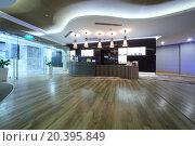 Купить «SOCHI, RUSSIA - JUL 27, 2014: Health spa center in the Hotel Radisson Blu Paradise Resort and Spa», фото № 20395849, снято 27 июля 2014 г. (c) Losevsky Pavel / Фотобанк Лори