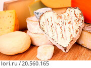 Купить «French cheese», фото № 20560165, снято 26 мая 2020 г. (c) easy Fotostock / Фотобанк Лори