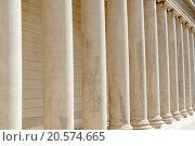 Купить «Pillars», фото № 20574665, снято 23 января 2020 г. (c) easy Fotostock / Фотобанк Лори