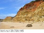 Прибрежные скалы в Португалии. Стоковое фото, фотограф Калинина Наталья / Фотобанк Лори