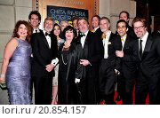Купить «Opening night after party for Broadway musical The Visit at the Lyceum Theatre - Arrivals. Featuring: cast, Chita Rivera, Roger Rees Where: New York City...», фото № 20854157, снято 23 апреля 2015 г. (c) age Fotostock / Фотобанк Лори