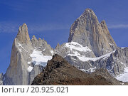 Купить «Soaring Peaks in the Andes», фото № 20925021, снято 28 мая 2018 г. (c) PantherMedia / Фотобанк Лори