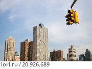 Купить «Scoreboard in Manhattan», фото № 20926689, снято 21 августа 2019 г. (c) PantherMedia / Фотобанк Лори