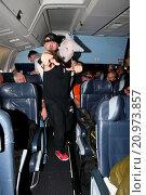 Купить «Gumball 3000: The most debaucherous flight - Amsterdam to Reno, Nevada Featuring: Atmosphere Where: Reno, Nevada, United States When: 27 May 2015 Credit: Owen Beiny/WENN.com», фото № 20973857, снято 27 мая 2015 г. (c) age Fotostock / Фотобанк Лори