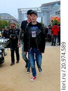 Купить «Gumball 3000 drivers and celebrities leave San Francisco Featuring: Tommy Lee, Deadmau5 Where: San Francisco, California, United States When: 28 May 2015 Credit: WENN.com», фото № 20974589, снято 28 мая 2015 г. (c) age Fotostock / Фотобанк Лори