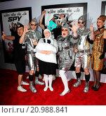 Купить «New York premiere of 'Spy' at AMC Loews Lincoln Square - Red Carpet Arrivals Featuring: Serduchka Where: New York City, United States When: 01 Jun 2015 Credit: PNP/WENN.com», фото № 20988841, снято 1 июня 2015 г. (c) age Fotostock / Фотобанк Лори
