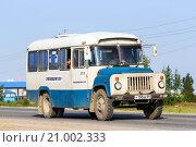 Купить «KAvZ 685M», фото № 21002333, снято 18 июля 2013 г. (c) Art Konovalov / Фотобанк Лори
