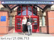 Купить «Josie Cunningham arriving at Leeds Magistrates Court for a hearing...», фото № 21096713, снято 12 июня 2015 г. (c) age Fotostock / Фотобанк Лори