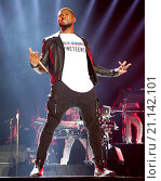 Купить «Usher performs at the 2015 Essence Music Festival Featuring: Usher Where: New Orleans, Louisiana, United States When: 06 Jul 2015 Credit: WENN.com», фото № 21142101, снято 6 июля 2015 г. (c) age Fotostock / Фотобанк Лори