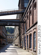 Купить «Radevormwald_Dahlerau, Textilstadt Tuchfabrik Wülfing», фото № 21203313, снято 20 ноября 2019 г. (c) age Fotostock / Фотобанк Лори