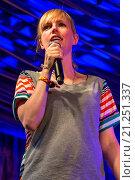 Купить «Latitude Festival Final Day at Henham Park, Southwold, Suffolk Featuring: Holly Walsh Where: Southwold, United Kingdom When: 19 Jul 2015 Credit: WENN.com», фото № 21251337, снято 19 июля 2015 г. (c) age Fotostock / Фотобанк Лори