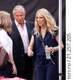 Купить «The cast of the new reality show 'Stewarts & Hamiltons' arrive for an interview on 'Extra' at Universal City Walk Featuring: George Hamilton, Alana Stewart...», фото № 21257205, снято 23 июля 2015 г. (c) age Fotostock / Фотобанк Лори