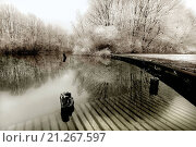 Купить «Italy, Lombardy, Milan, Parco delle Cave», фото № 21267597, снято 16 января 2012 г. (c) age Fotostock / Фотобанк Лори