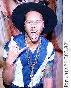Купить «Kaya Jones' Birthday Album Release Party - Arrivals Featuring: Frankee Razor Where: Los Angeles, California, United States When: 28 Aug 2015 Credit: WENN.com», фото № 21383821, снято 28 августа 2015 г. (c) age Fotostock / Фотобанк Лори