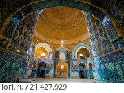 Купить «Blue Mosque», фото № 21427929, снято 23 сентября 2018 г. (c) age Fotostock / Фотобанк Лори