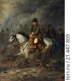Купить «Napoleon at Waterloo'», фото № 21447809, снято 20 января 2018 г. (c) age Fotostock / Фотобанк Лори