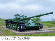 Tank T-72. Стоковое фото, фотограф Zoonar/Yuri Tuchkov / easy Fotostock / Фотобанк Лори