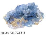 Купить «Fluorite - Blue Sky», фото № 21722313, снято 4 декабря 2019 г. (c) PantherMedia / Фотобанк Лори