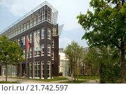 Купить «Berlin, Friedrich-Ebert-Stiftung», фото № 21742597, снято 4 мая 2006 г. (c) Caro Photoagency / Фотобанк Лори