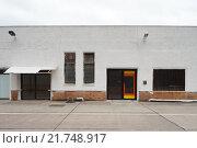 Купить «Berlin, Germany, at the memorial Lagergebaeude Berlin-Hohenschoenhausen», фото № 21748917, снято 19 февраля 2012 г. (c) Caro Photoagency / Фотобанк Лори