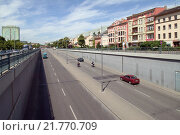 Berlin underpass Alt-Friedrichsfelde (2005 год). Редакционное фото, агентство Caro Photoagency / Фотобанк Лори