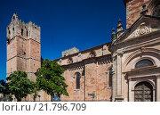 Купить «Siguenza, Spain, the Cathedral of Sigueenza», фото № 21796709, снято 12 августа 2010 г. (c) Caro Photoagency / Фотобанк Лори