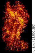 Купить «Танец огня», фото № 21800397, снято 27 февраля 2015 г. (c) Сергей Гусев / Фотобанк Лори
