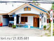 Купить «Дом, Таиланд», эксклюзивное фото № 21835681, снято 23 октября 2015 г. (c) Хайрятдинов Ринат / Фотобанк Лори