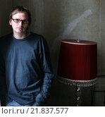 Portrait, Milan Peschel (2007 год). Редакционное фото, агентство Caro Photoagency / Фотобанк Лори
