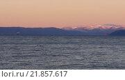 Купить «Фьорд в Норвегии», видеоролик № 21857617, снято 20 августа 2019 г. (c) Павел Котельников / Фотобанк Лори