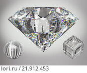 Купить «Большие бриллианты», фото № 21912453, снято 19 февраля 2019 г. (c) Арсений Герасименко / Фотобанк Лори