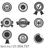 Купить «Seals icon», иллюстрация № 21954737 (c) PantherMedia / Фотобанк Лори
