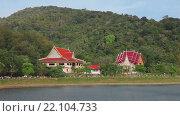Купить «Landscape of Phuket», видеоролик № 22104733, снято 26 февраля 2016 г. (c) Игорь Жоров / Фотобанк Лори