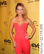 Купить «Celebrities attend global launch of eva, a new video sharing and social media application at Rare by Drais in West Hollywood. Featuring: Nathalia Ramos...», фото № 22115505, снято 2 октября 2015 г. (c) age Fotostock / Фотобанк Лори