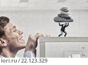 Купить «Let others work», фото № 22123329, снято 29 ноября 2013 г. (c) Sergey Nivens / Фотобанк Лори