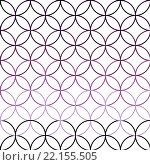 Купить «Seamless Abstract Intersecting and Repeating Modern Colorful Circles», фото № 22155505, снято 26 мая 2018 г. (c) PantherMedia / Фотобанк Лори