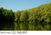 Зелёные озёра. Стоковое фото, фотограф Сергей Марчук / Фотобанк Лори