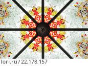 Узор. Стоковое фото, фотограф Владимир Бектышев / Фотобанк Лори