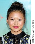 Haley Tju - Los Angeles/California/United States - KID'S CHOICE AWARDS (2016 год). Редакционное фото, фотограф Patrick Rideaux / age Fotostock / Фотобанк Лори