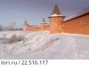 Суздаль, Спасо-Евфимиев монастырь. Стоковое фото, фотограф Светлана Соколова / Фотобанк Лори