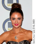 Купить «Last Chance for Animals (LCA) Annual Benefit Gala - Arrivals Featuring: Katie Cleary Where: Beverly Hills, California, United States When: 24 Oct 2015 Credit: FayesVision/WENN.com», фото № 22516989, снято 24 октября 2015 г. (c) age Fotostock / Фотобанк Лори