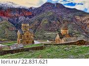 Монастырь Нораванк в Армении. Стоковое фото, фотограф Александр Овчинников / Фотобанк Лори