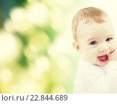 Купить «adorable baby boy», фото № 22844689, снято 22 декабря 2007 г. (c) Syda Productions / Фотобанк Лори