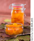 Купить «Pumpkin marinated sweet-and-sourly», фото № 22884265, снято 10 июля 2020 г. (c) easy Fotostock / Фотобанк Лори
