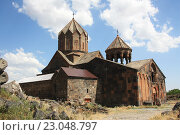 Купить «Монастырь Ованаванк. Армения», фото № 23048797, снято 23 июня 2015 г. (c) Людмила Травина / Фотобанк Лори