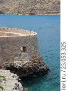 Купить «Форт Спиналонга. Крит. Греция», фото № 23053325, снято 30 мая 2016 г. (c) Владимир Тучин / Фотобанк Лори